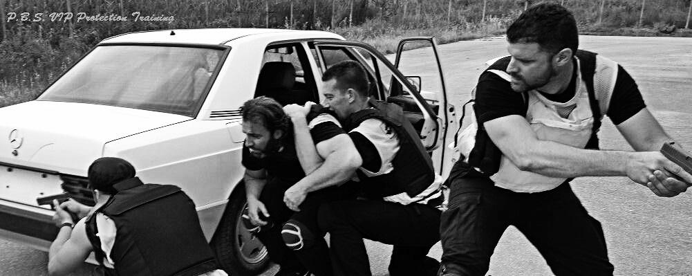 συνοδοί ασφαλείας - krav maga protecion kmp