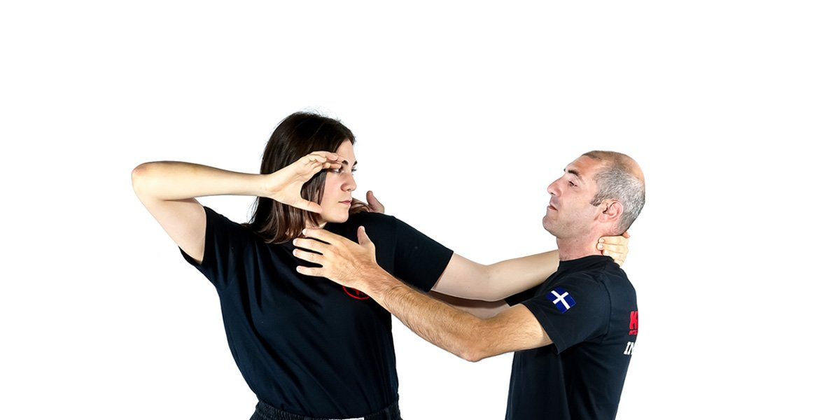 One of the most effective Self Defence for women