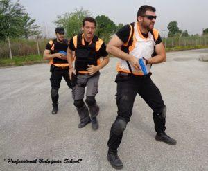krav maga bodyguard Greece
