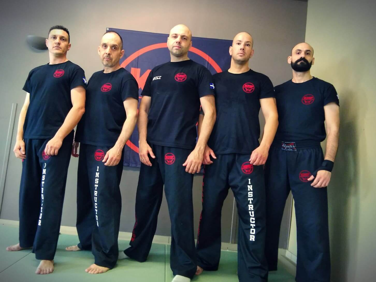 krav maga training KMP Instructors