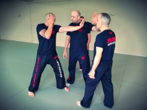 Krav Maga Protection Instructor Team