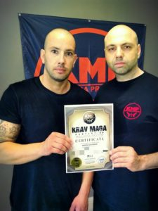 Krav Maga Protection New Instructor